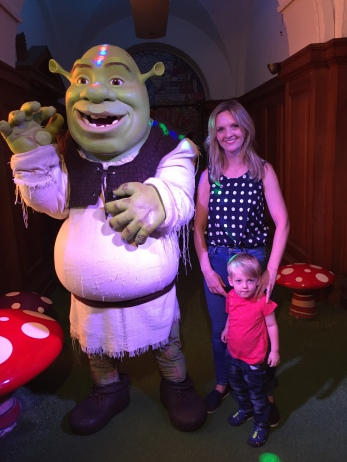 mammy and rhys and shrek 2017